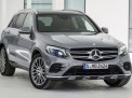 Mercedes-Benz GLC 2015 года