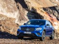 Mercedes-Benz GLC Coupe 2016 года