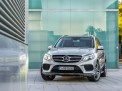 Mercedes-Benz GLE 2015 года