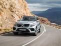 Mercedes-Benz GLE 2015 года