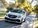 Mercedes-Benz GLE AMG 2015 года