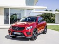 Mercedes-Benz GLE Coupe 2015 года