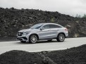 Mercedes-Benz GLE Coupe AMG 2015 года