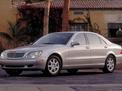 Mercedes-Benz S-class 1998 года