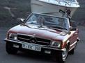 Mercedes-Benz SL-class 1971 года