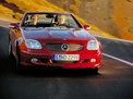 Mercedes-Benz SLK-class 2000 года