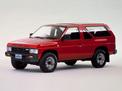 Nissan Terrano 1986 года