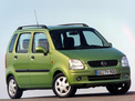 Opel Agila 2000 года