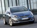 Opel Astra 2015 года