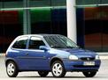 Opel Corsa 1993 года