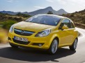 Opel Corsa 2011 года