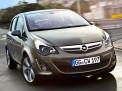 Opel Corsa 2014 года
