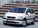 Opel Zafira 1999 года