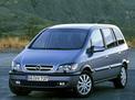 Opel Zafira 2003 года