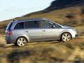 Opel Zafira 2005 года