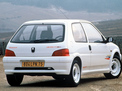 Peugeot 106 1997 года