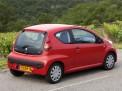 Peugeot 107 2011 года