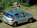 Peugeot 206 1999 года