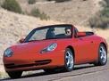 Porsche 911 Cabriolet 1998 года