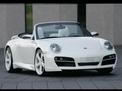 Porsche 911 Cabriolet 2007 года