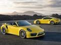 Porsche 911 TurboS 2015 года