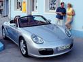 Porsche Boxster 2005 года