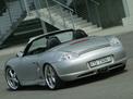 Porsche Boxster 2006 года