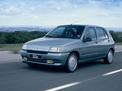 Renault Clio 1990 года