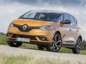Renault Scenic 2016 года