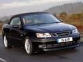Saab 9-3 Convertible 2003 года
