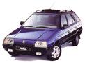 SKODA Favorit 1991 года