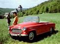 SKODA Felicia 1959 года