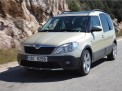 SKODA Roomster Scout 2015 года