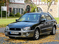 Subaru Impreza 2004 года