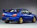 Subaru Impreza WRX STI 2001 года