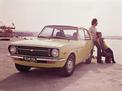 Toyota Corolla 1969 года