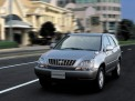 Toyota Harrier 2002 года