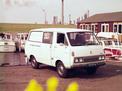 Toyota Hiace 1967 года