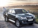 Toyota Hilux 2015 года