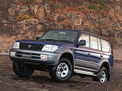 Toyota Land Cruiser Prado 1996 года