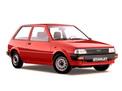 Toyota Starlet 1984 года