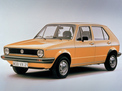 Volkswagen Golf 1974 года
