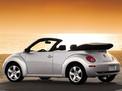 Volkswagen Beetle Cabrio 2006 года