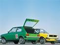 Volkswagen Polo 1975 года