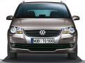 Volkswagen Touran 2010 года