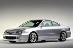 Acura CL 2003 года
