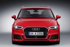 Audi A3 2016 года