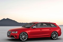 Audi RS4 2015 года
