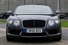 Bentley Continental GT 2014 года