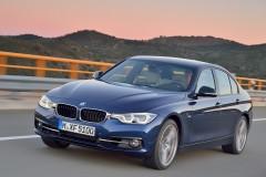 BMW 3-серия 2015 года